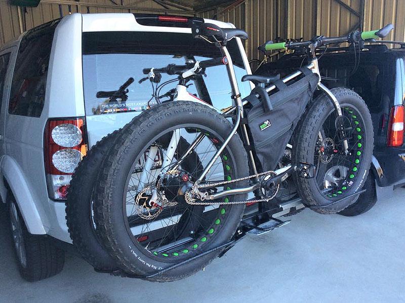 Jimny bike rack hilti belt hook