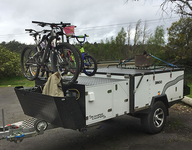 iSi Advanced 4x4 Bicycle Carrier | Review | Feedback | Bike