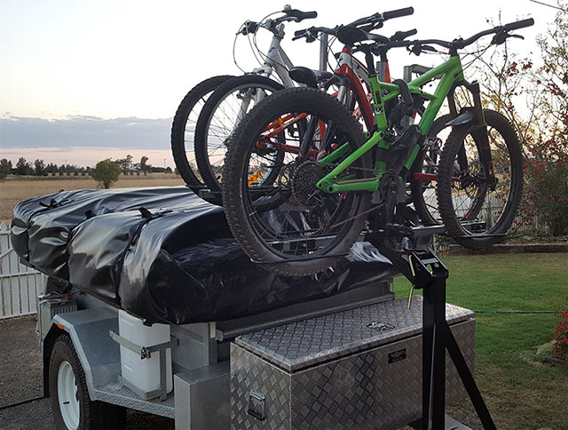 Isi Advanced 4x4 Bicycle Carrier Review Feedback Bike Racks