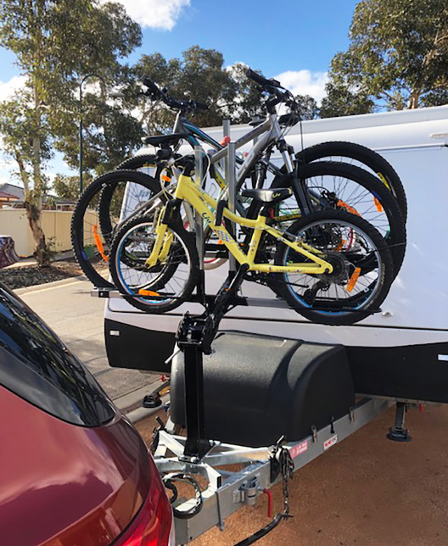iSi Advanced 4x4 Bicycle Carrier   Review   Feedback   Bike