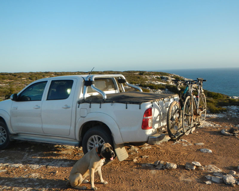 Isi Advanced 4x4 Bicycle Carrier And Bike Rack Systems