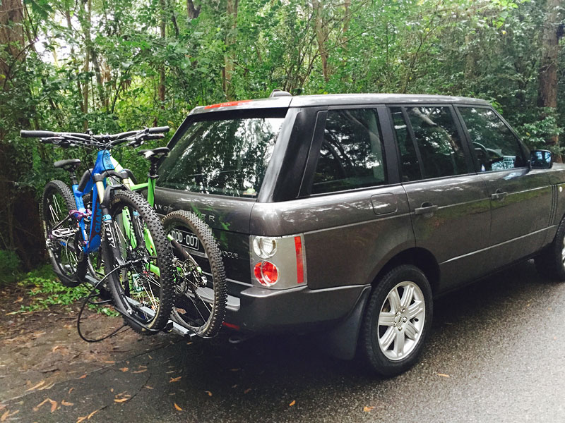 Range Rover Sport >> iSi Advanced 4x4 Bicycle Carrier and Bike Rack Systems ...