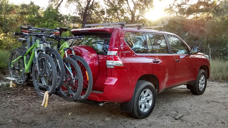 iSi Advanced Bicycle Carrier and Bike Rack Systems - Prado