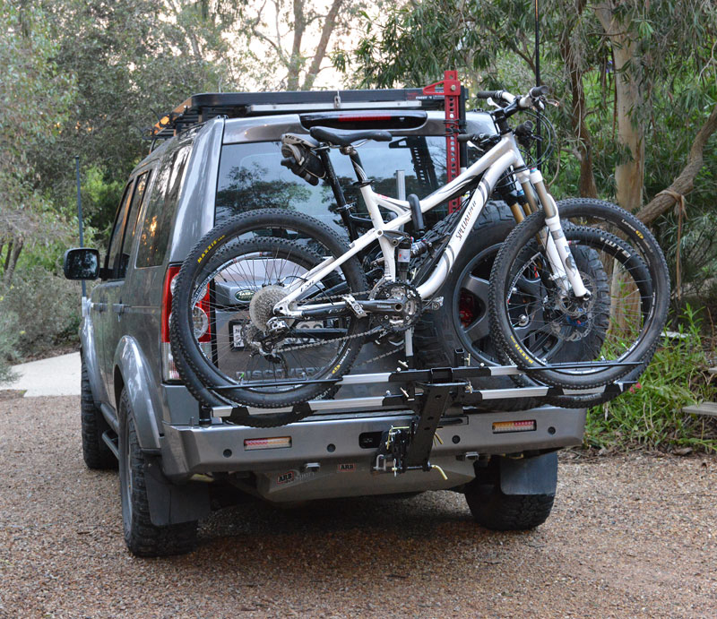 Isi Advanced Bicycle Carrier And Bike Rack Systems Land